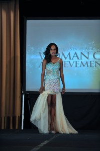 Ms. Maine Evening gown